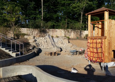landscaping playground outdoors orangeburg