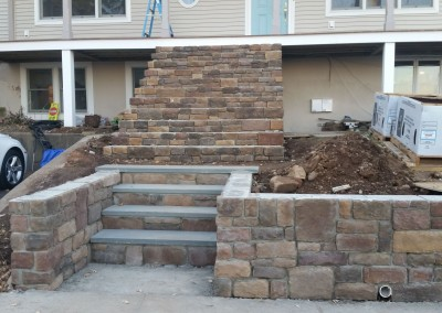 landscaping steps orangeburg