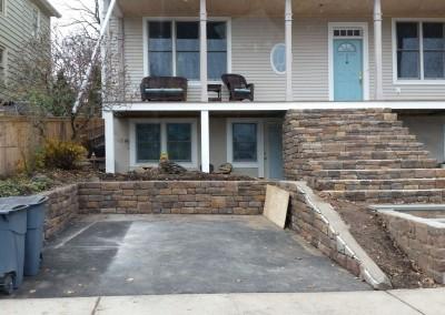 driveway steps orangeburg