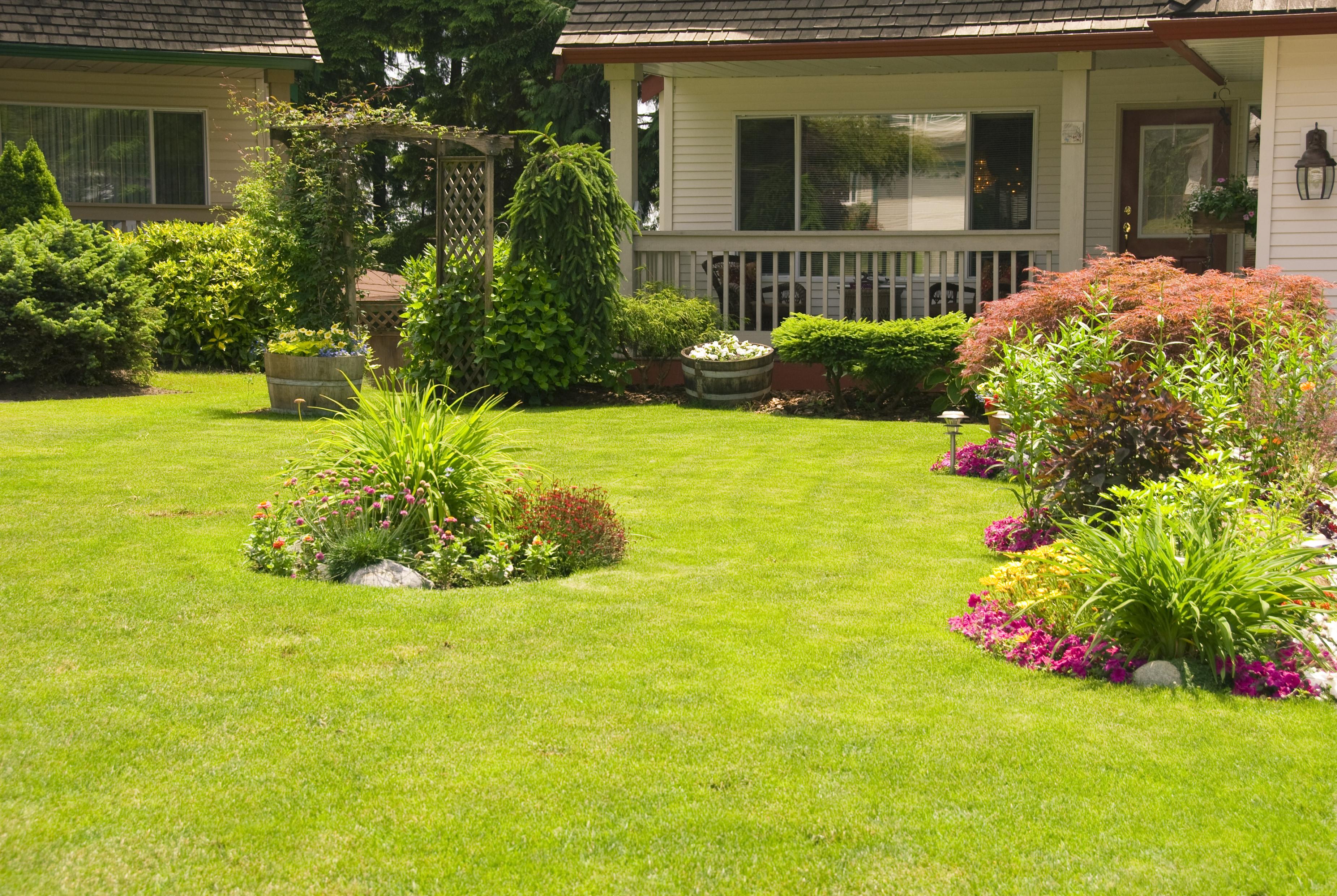 landscaping porch home orangeburg