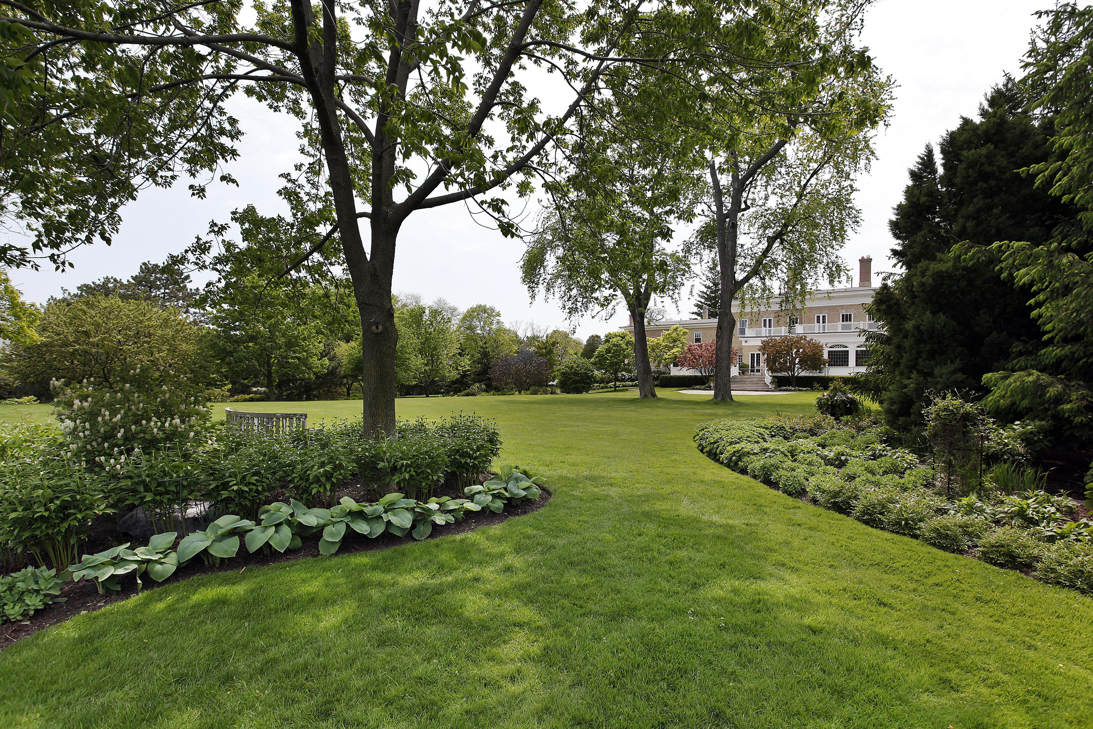 beautiful garden landscaping orangeburg