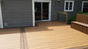Deck after construction rockland county ny