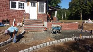 landscaping project orangeburg